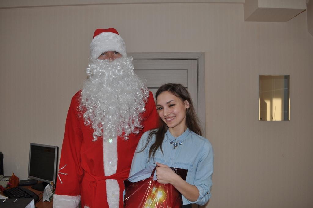 Дед Мороз в Солфи